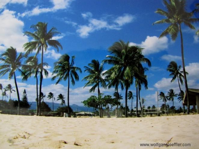 Ewa Beach uf Oahu