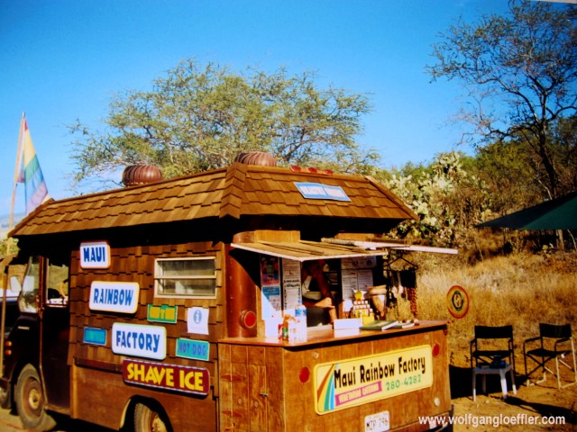 Maui food truck