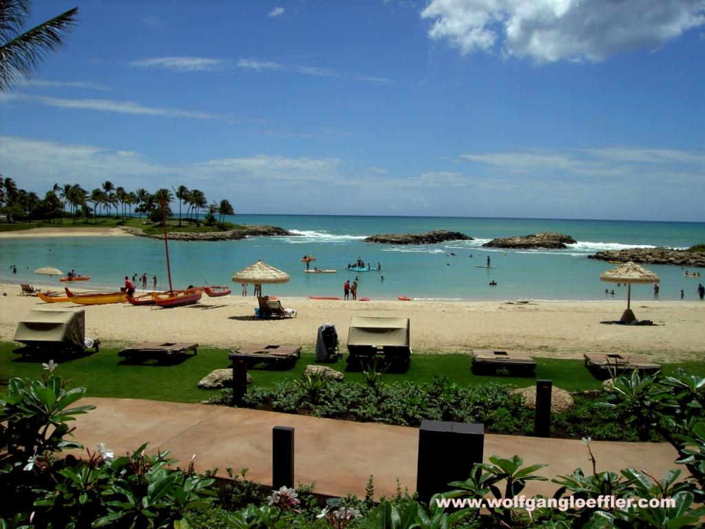 Strand in Kapolei