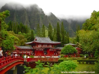 Byodo-In Temple, Oahu