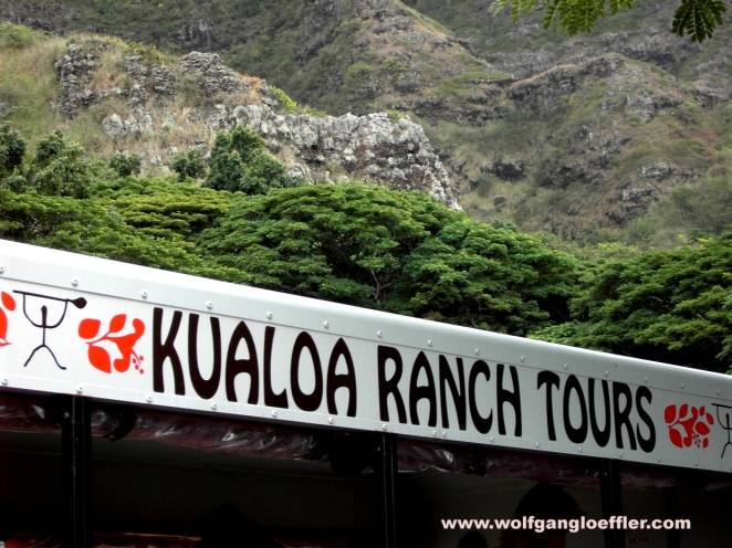 Kualoa Ranch Tours