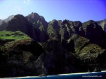 Klippen an der Napali Coast