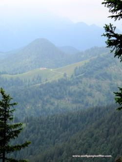 102-blick in die berge