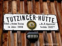 124-Tutzinger hütt schild