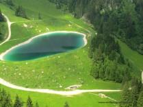 Garland Alm Wasserreservoir