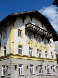 Lenggries- Gasthof Post