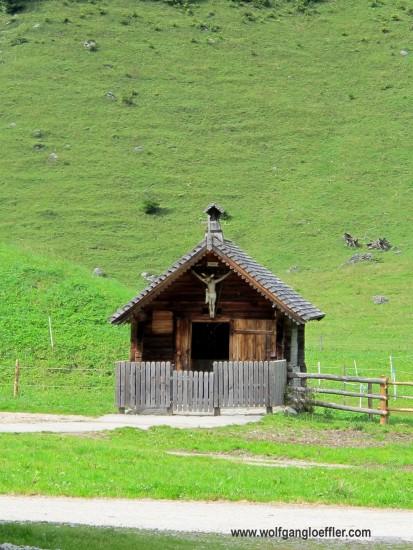 Kappelle im Dorf