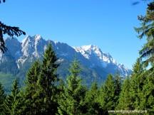 Zugspitze vom plateauweg