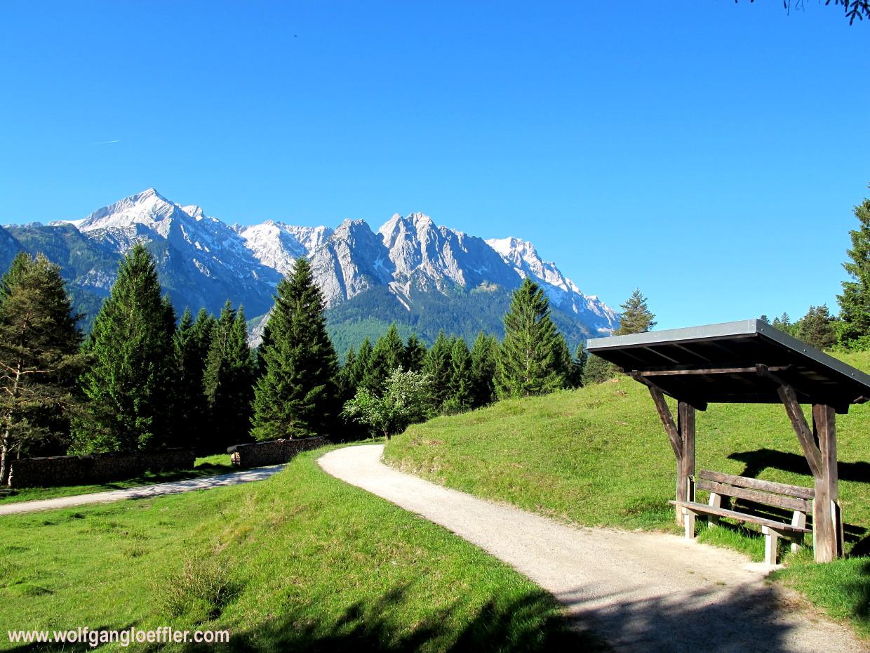 Garmisch-Partenkirchen: Crossing the Kramer – wolfgangloeffler ...