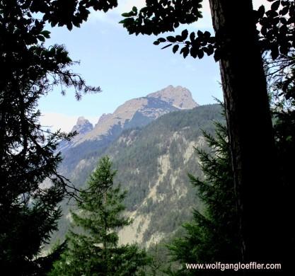 view driection Mittenwald