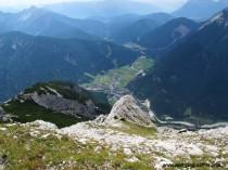 view of Scharnitz