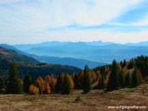 Karwanken und Julische Alpen