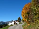 Straße zum Posegger