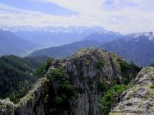 Wetterstein mit Zugspitze