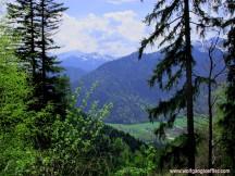 091-ettal und bergpanorama