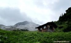 Blick Richtung Alpspitze