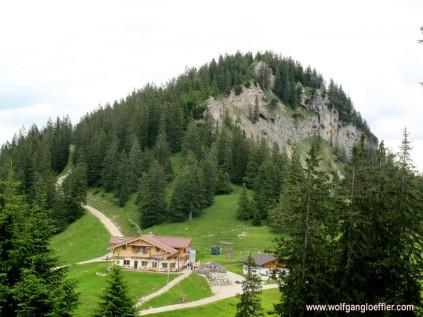 Kruezeckhütte