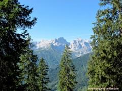 Blick auf das Karwendel