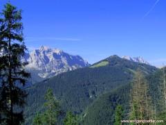 Vorderskopf und Karwendelgipfel