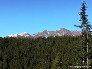 Die Gipfel des Valser Tals
