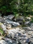 Bach bei der Oswaldhütte