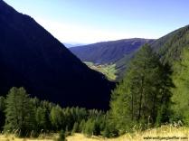 Blick ins Valser Tal