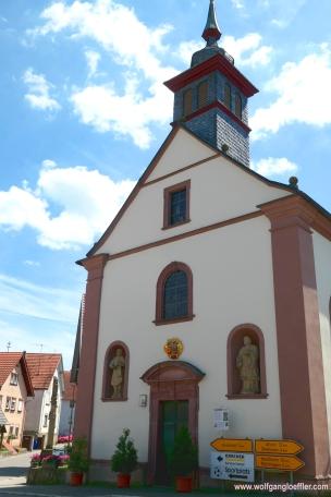 Schutzengelkapelle, Gissigheim