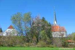 Abwinkl Kirche