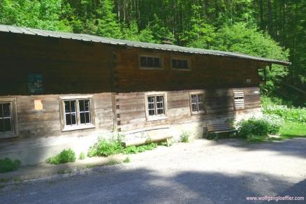 Diensthütte
