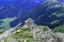 Ups Gipfel