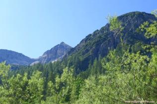 Bettlerkarspitze und Plumsjoch