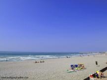 Strand von Dieppe