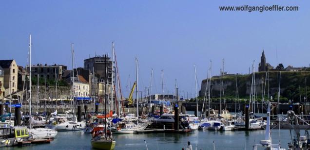 Dieppe, Hafen