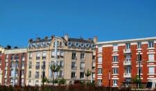 Am Strand von Le Havre