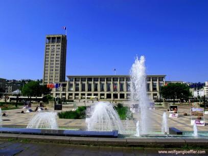 Rathaus von Le Havre
