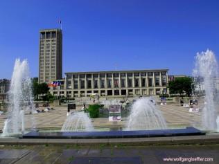 Le Havre, Rathaus