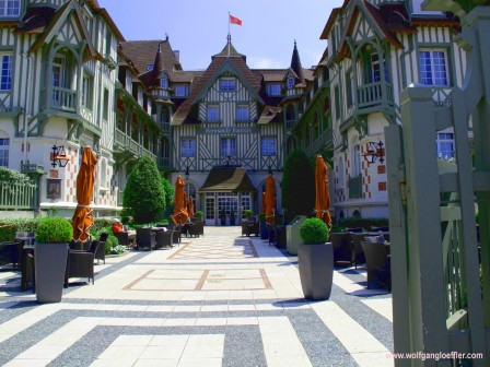 Hotel Barrière Le Normandy